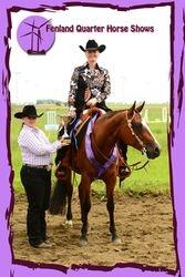 2012 Nov Am Horsemanship Champion