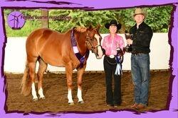 2012 Nov Am Showmanship Champion