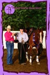 2012 AQHA Open Reining Champion