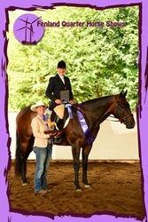 2012 Senior Hunter Under Saddle Champion