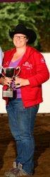2012 Thistle Girl Spirit of the Fenland Award