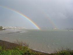 Rainbow Over Cleddau