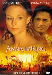 Anna and the King movie add