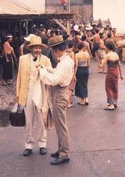 farangs arrival in Siam
