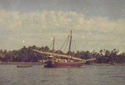 AUM GAIA  Shapora, Goa / India 1983