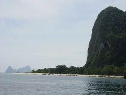 Ko Liang E-side / Thailand  2002