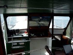 AUM GAIA  cockpit  2001