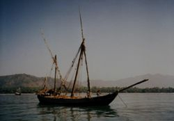 Queen of the Indian Dhows  1985