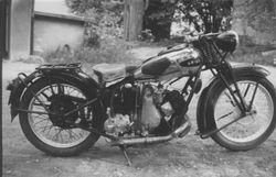 ARIEL  1930ies