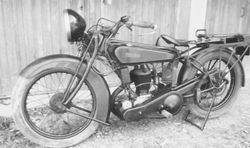 MATCHLESS  1930ies  l