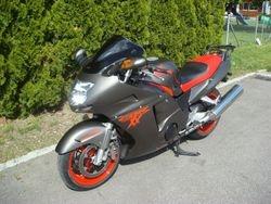 HONDA CBR 1100 XX (Blackbird)