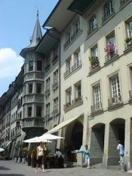 Bern, old City