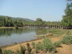 Shapora River Barrage