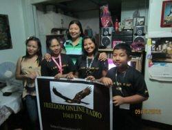 the FORADIO team