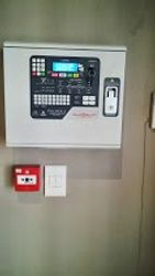 Smoke Detection installation Managed by Fire and Safety Consulting