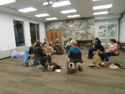 January 2015 Guild Meeting