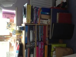 SOME TYPICAL CLUTTER
