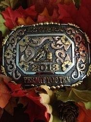 ECWPRA Permit Reserve Champion