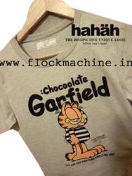 t shirts printing machine