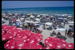 Tel Aviv spiaggia