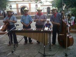 musicos del cuadro nacional de honduras