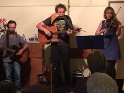 Victorian Folk Music Club, December 2015