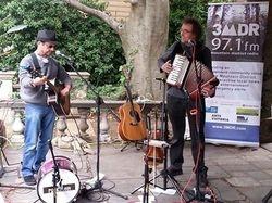 folkTrain at Belgrave Buskers Festival 2014