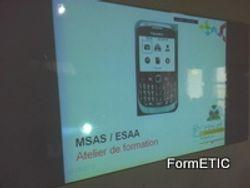 Presentation du MSAS / ESAA