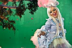 "Kerli "" Welcome to my rea party"""