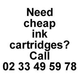 Need cheap inkjet cartridges?