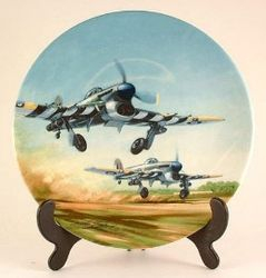"Coalport ""Take-off"" - 20 euros"