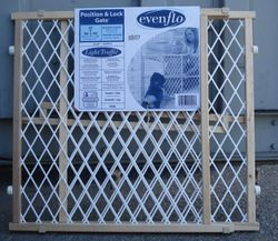 1. Evenflo #1  Gate...Currently CHECKED-OUT