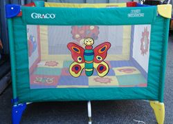 2. Graco #2 Playpen -currently checked out
