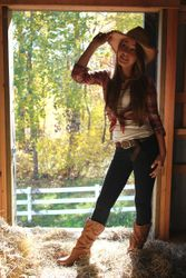Country girl A