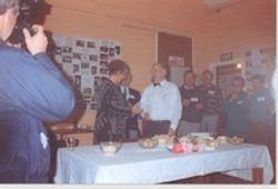 Judy Keall and Tony Hunt
