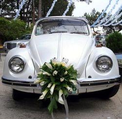 The Bridal Car