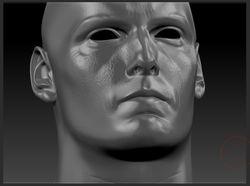 Christopher Reeve 3D model