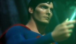 Christopher Reeve 3D animated