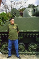 Ex-Corporal Frank Dennis Gent  Rome 2005