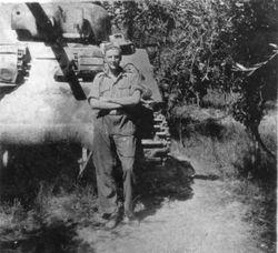 Ex-Corporal Frank Dennis Gent