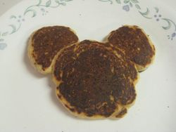 Mickey Pancake for Hope 2015