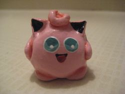 Clay Jiggly Puff made for Hope Mar 2015