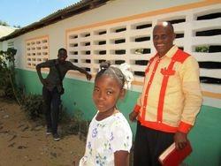 Little girl from church