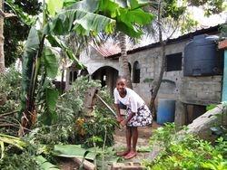 Casandra pumping water