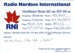 Radio Nordsee Int