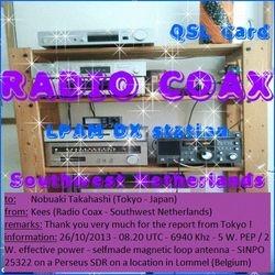 Radio Coax