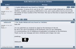 Radio Wilskracht