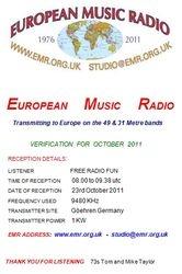 European Music Radio