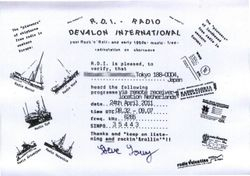 Radio Devalon International (A)