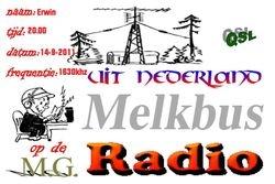 Melkbus Radio